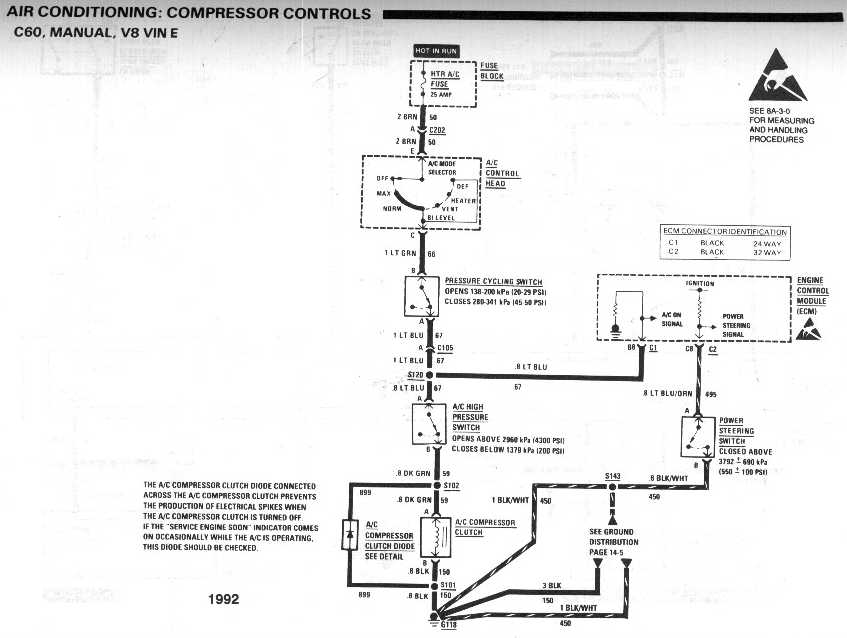 lq4 ac compressor wiring diagram   32 wiring diagram