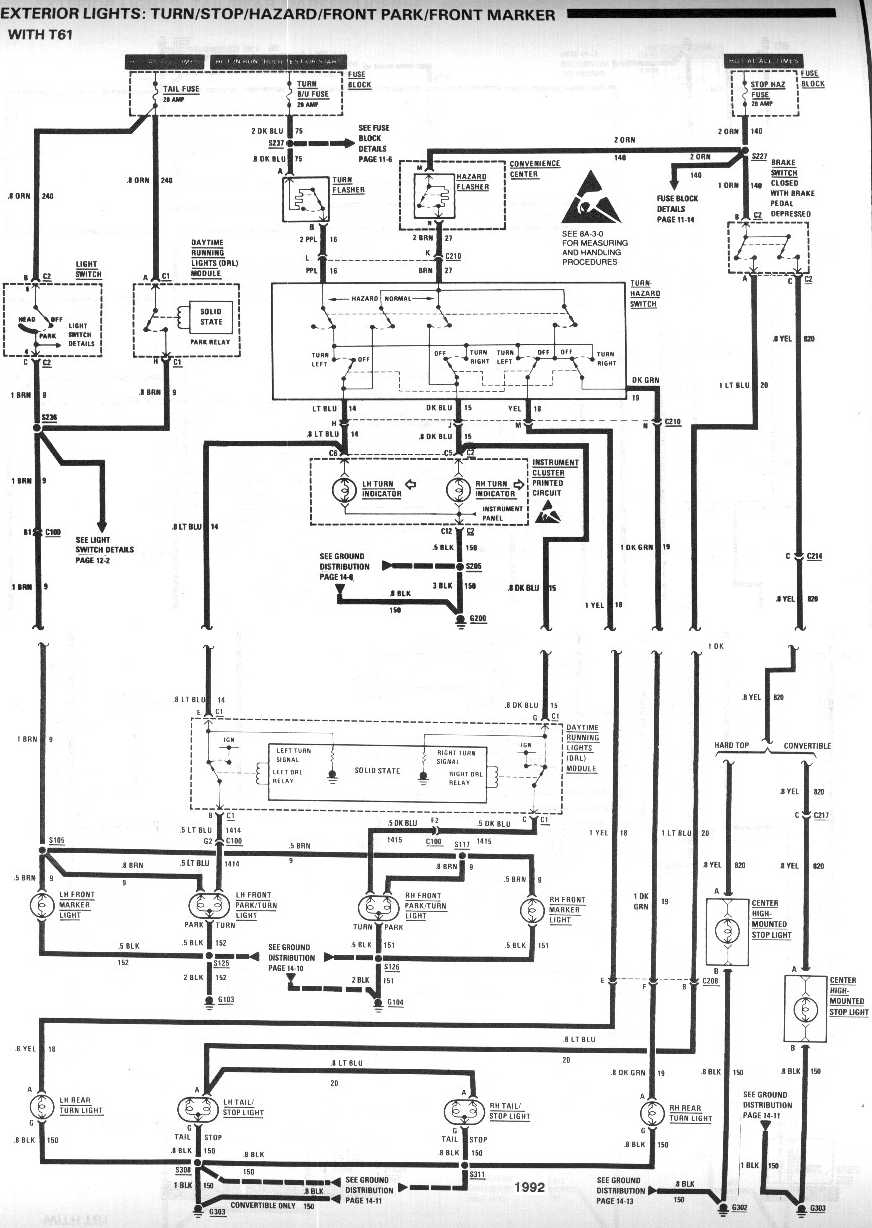 wiring diagram for brake switch connector for a 1998 chevy silverado  u2013 readingrat net