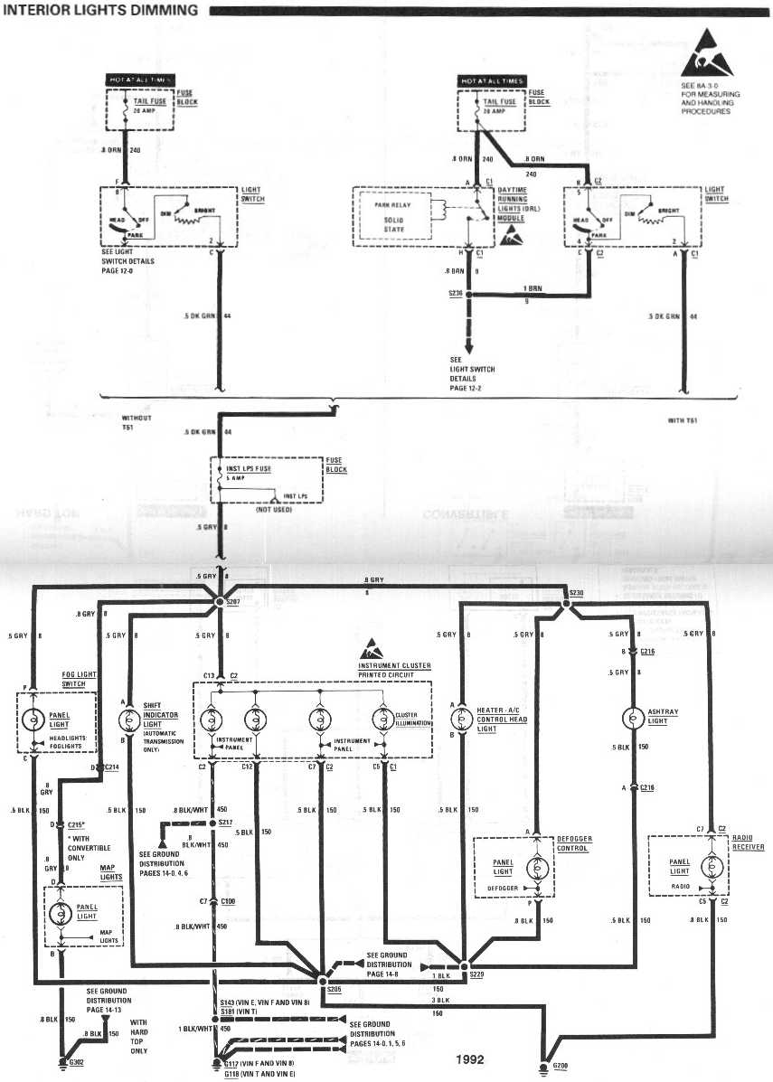 92 firebird headlight wiring diagram  diagram  auto wiring